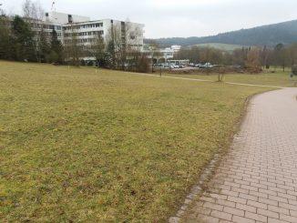 Reinhardshausen Kurparksicht