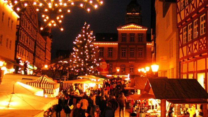 Das Weihnachtsmarkt.Bad Wildungen Das Weihnachtsmarkt Programm Wildungen Digital